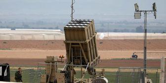 گنبد آهنین در انهدام موشکهای فلسطینیان شکست خورد