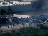 درگیری سلفیها تونس با نیروهای امنیتی