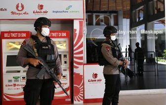 کرونا ارتش اندونزی را به خیابانها کشاند