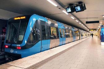 وقوع انفجار در متروی استکهلم