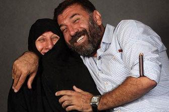 پیام احساسی مادر انصاریان برای عموم مردم /عکس