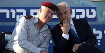 خیز فرمانده صهیونیست برای رقابت با نتانیاهو