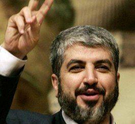خالد مشعل یصل إلى القاهرة لبحثالمصالحة الفلسطینیة