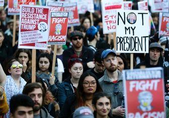 تظاهرات علیه سیاست مهاجرتی ترامپ