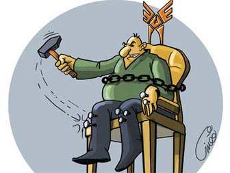 """کسی صندلی """" ریاست جاسبی """" را نمی پذیرد!"""