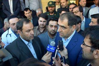 دستور وزیر بهداشت برای پیگیری سوء قصد به دو پزشک در تهران در نجف آباد
