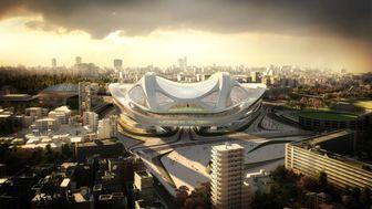 کار ساخت استادیوم ملی ژاپن از ماه دسامبر آغاز میشود