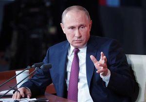 در جلسه پوتین با هیأت جهاد اسلامی فلسطین چه گذشت