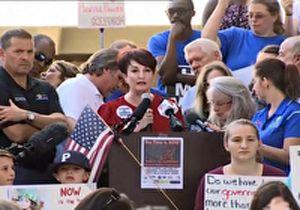 تظاهرات گسترده در آمریکا