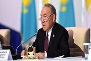 نظربایف: آسیا توان مقابله با حاکمیت یک طرفه غرب را دارد