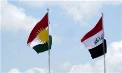 سفر هیئت مذاکره کننده عراقی به اربیل