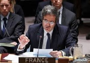 تاکید نماینده فرانسه بر آتش بس در یمن