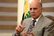 واکنش وزیر خارجه عراق به خبر عادیسازی روابط عراق با تل آویو