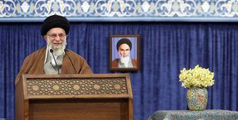 برگزاری مراسم انس با قرآن کریم با حضور رهبر معظم انقلاب اسلامی