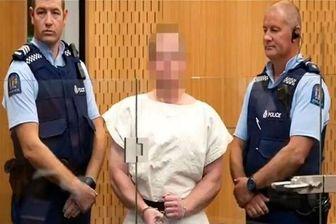 برگزاری جلسه محاکمه متهم حملات تروریستی نیوزیلند