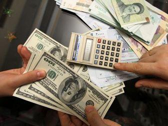 تغییر ۴ ریالی دلار+ جدول