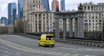 بیش از ۴۰۰۰ مبتلا به کرونا در روسیه