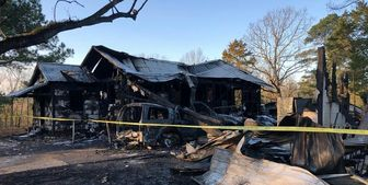 یک مادر و شش فرزندنش در آتش سوزی در ایالت «میسیسیپی» سوختند