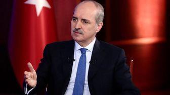 حزب اردوغان: هدف از عملیات در سوریه اشغال خاک آن نیست