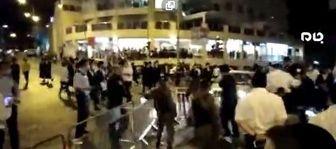اسرائیل در بحران؛ تظاهرات گسترده علیه رژیم صهیونیستی+فیلم