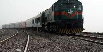 مسدود شدن راه آهن سراسری جنوب
