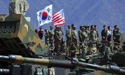 رزمایش مشترک آمریکا و کره جنوبی در شبه جزیره کره آغاز شد
