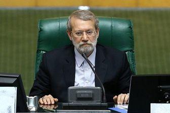 لاریجانی: زوایای پنهان حوادث اخیر همچنان باید واکاوی شود