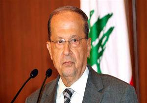 عون: با هرگونه تجاوز اسرائیل به لبنان مقابله میکنیم