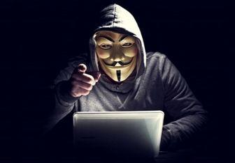 تظاهرات گروه هکرهای ناشناس در انگلیس