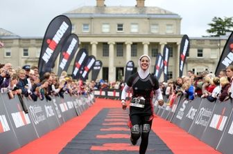 دختر ایرانی در مسابقه مردان آهنین جزیرههاوایی! + عکس