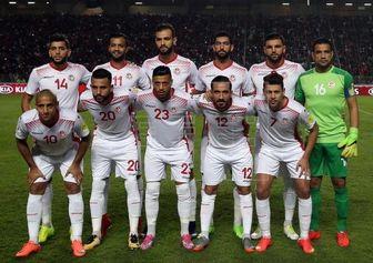 هافبک مشهور تونس دیدار برابر تیم ملی ایران را از دست داد