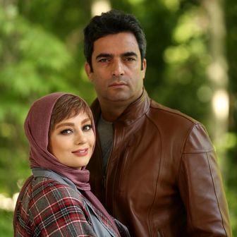 سلفی زوج مشهور سینما با «حامد بهداد» /عکس