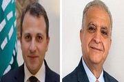 رایزنی وزرای خارجه عراق و لبنان