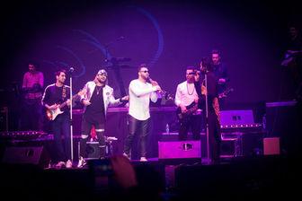 کنسرت ۴۵ هزار تومانی «ماکان بند» برگزار شد