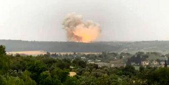 تلاش رژیم صهیونیستی برای سانسور خبری انفجار کارخانه تسلیحات نظامی