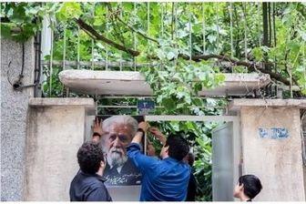 شهرداری تخریب خانه شاعر انقلابی را گردن گرفت
