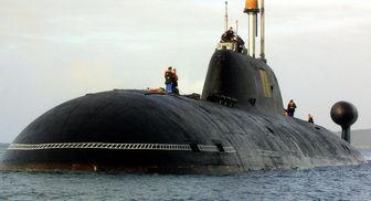 ناتوانی آمریکا از شناسایی زیردریایی روسیه