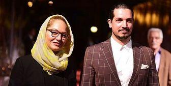 """واکنش غیرعادی """"مهناز افشار"""" به حکم حبس 17 ساله همسرش! /عکس"""