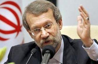 لاریجانی: نباید از نرمش قهرمانانه برداشت غلط شود