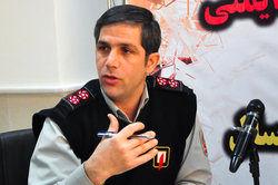 تمهیدات آتشنشانی برای راهپیمایی ۲۲ بهمن