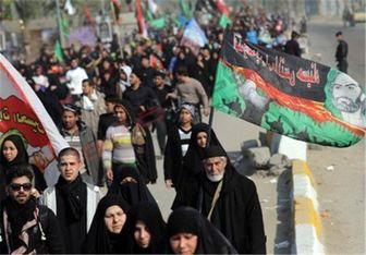 مقامات ایرانی در پیادهروی اربعین+تصاویر