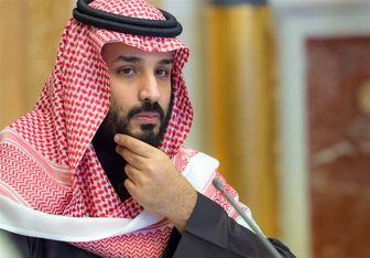 منتکشی ولیعهد عربستان در اروپا