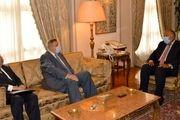 قاهره و سازمان ملل بر استمرار حمایت از لبنان تاکید کردند