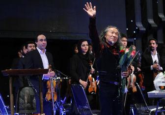 جزئیاتی از کنسرت کیتارو در ایران