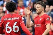برد مقتدرانه لیورپول در هفته چهارم لیگ برتر انگلیس