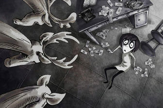انیمیشن «آدم خانگی» باز هم افتخار آفرید
