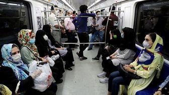 نارنجی شدن 6 شهر تهران در کرونا+اسامی