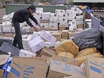600 میلیون ریال قطعات خودروی قاچاق در نهبندان کشف شد
