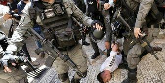 دستگیری 5426 فلسطینی از سوی صهیونیستها
