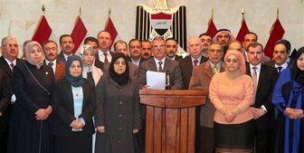 شکاف در بزرگترین ائتلاف پارلمانی اهل تسنن عراق